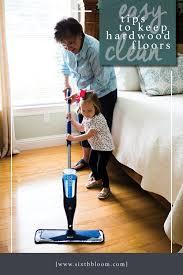 Easy Tips To Keep Hardwood Floors Clean