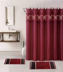 burgundy shower curtain sets. 12 interesting bathroom sets with shower curtain design direct measurements 852 x 974 burgundy
