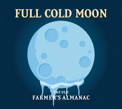 Full Moon On December 12 2019 The Full Cold Moon The Old