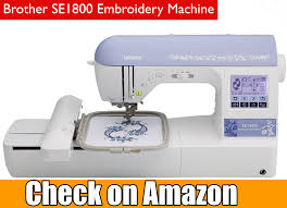 Sewing Embroidery Machine Comparison