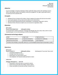 To Write An Automotive Technician Resume Is Similar With Other