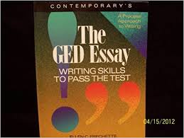 contemporary s the ged essay writing skills to pass the test  contemporary s the ged essay writing skills to pass the test ellen carley frechette pat fiene 9780809237722 com books