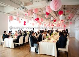 Tissue Balls Party Decorations Honeycomb balls decor ideas wedding honeycomb ball Honeycomb 24