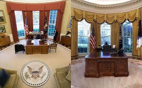 oval office desk. Photos Barack Obama Trump May Not Be Able Est Oval Office Desk Empty Some U