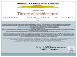 Theory Of Architecture Jpg Cb