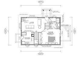 True North Log Homes Pictoualternate floor plan