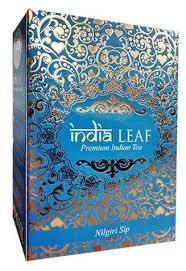 <b>Чай чёрный India Leaf</b> Nilgiri Sip — купить по выгодной цене на ...
