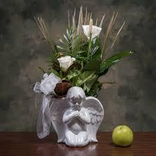 heavenly angel planter