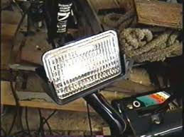 how to fix the headlight on your snowblower how to fix the headlight on your snowblower