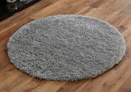 round bath rugs grey