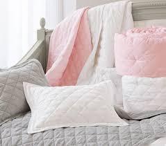 baby sheet sets belgian flax linen baby bedding sets pottery barn kids