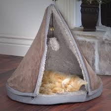 cat tee bed playhouse