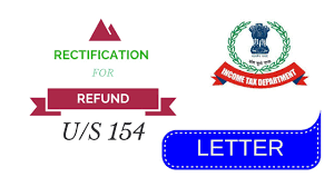 How To Write A Letter For Claiming Refund U S 154 Youtube