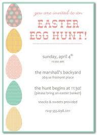 easter egg hunt template printable easter egg hunt invitation template