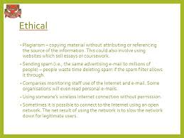moral social and ethical issues associated the internet  ethical