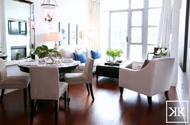 Living And Dining Room Combo Impressive Inspiration