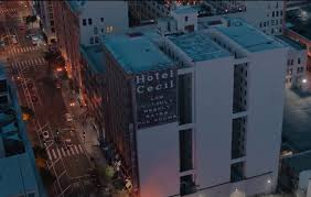 The cecil hotel grows in infamy. New Netflix Doc Investigates Hotel That Inspired American Horror Story