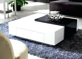 coffee table  modern square coffee table uk wood modern white