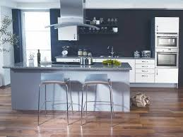 For Kitchen Colours Best Color To Paint A Room With Coolest Combination Blue And White