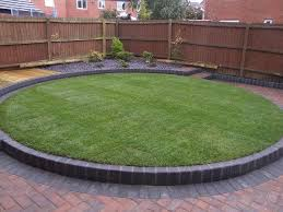 Small Picture Garden Design Ideas Circular Lawn Patio circular design garden