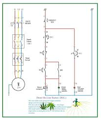 single phase dol starter circuit diagram pdf single phase dol starter wiring diagram dolgular