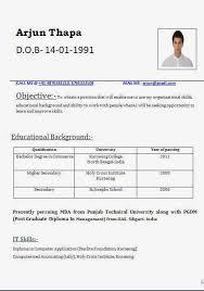 Curriculum Vitae: Curriculum Vitae Resume Australia