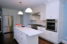 White Kitchens With White Granite Countertops Best Off White Kitchen Cabinets With Granite Countertops