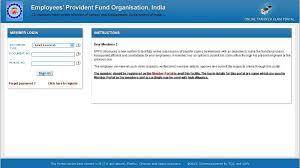 Epf Online Transfer Claim Portal Otcp Transferring Is Now