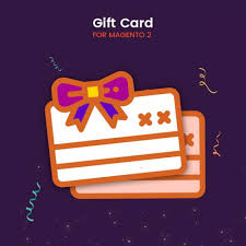gift card for magento 2 extension