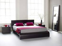 Modern Walnut Bedroom Furniture Roma Walnut Contemporary Bed Modern Bedroom Furniture Living It Up