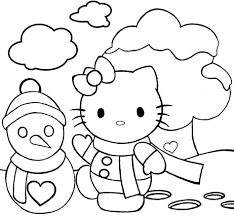 Small Picture Coloring Pages Cool Hello Kitty Coloring Pages Download And Print