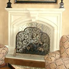 corner fireplace screen old world fireplace screen 2 a cad cont cad thumb center thumb left corner fireplace screen