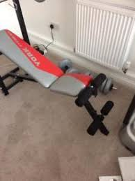 york 250 sit up bench. fitness bench with weights sold york 250 sit up