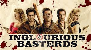 why is inglourious basterds spelled wrong movie guys dot org