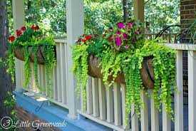 hanging window boxes must pin post for awesome curb appeal best ideas for hanging baskets to