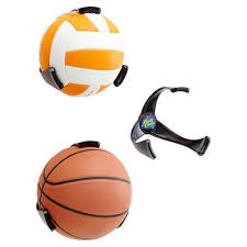 Football Display Stand Plastic Fashion Plastic Ball Claw Wall Mount Basketball Holder Home 23
