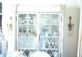 cabinet glass replacement elegant china cabinets gabby furniture cabinet in dining room glass ement antique curio