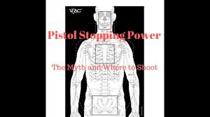 Pistol Stopping Power The Myth And The Three Areas To Shoot