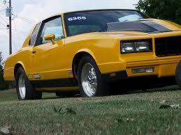 jitteryguy 1984 Chevrolet Monte Carlo Specs, Photos, Modification ...