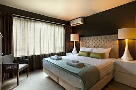 apartment bedroom. Brunswick Vibe. THE APARTMENT Apartment Bedroom A
