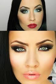 smokey eye makeup tutorial for brown eyes black smokey eye makeup tutorial easy smokey