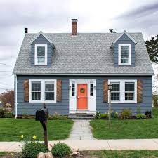 Light Blue Houses With White Trim Best Door Colors For Blue House The Front Door Project