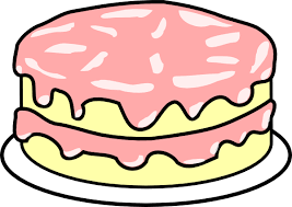 Small Picture Cake clipart colouring page Pencil and in color cake clipart