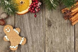 gingerbread background. Plain Gingerbread Christmas Gingerbread Man On Wooden Background With Tree Branch Border  Stock Photo And Gingerbread Background C
