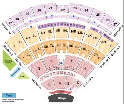 Nikon Theater Seating Chart 3d Explanatory Jones Beach Arena Seating Chart Jones Beach