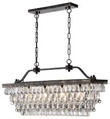ikraam glass and bronze rectangular pendant light fixture 30