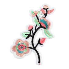 Decorate Your Own Clothes 2017 New Special Offer Flower Patch You Can Iron On Hat Dress