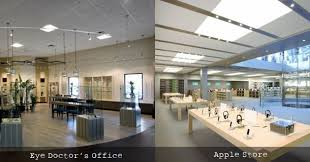 Optometry Office Design Best Something Wrong Here Optometrist Office Apple Store