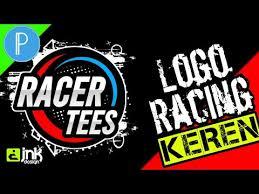 tutorial edit logo racing racer tees
