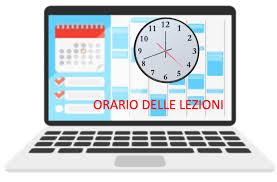 ORARIO DELLE LEZIONI IN VIGORE DA LUNEDI' 19 OTTOBRE 2020 -  www.isisrosmini.edu.it